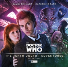 The Tenth Doctor Adventures : Volume 1, CD-Audio Book