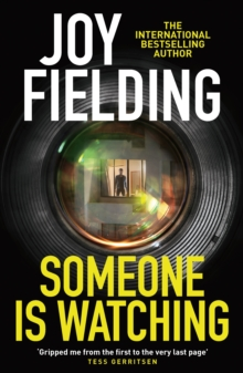 SOMEONE IS WATCHING, Paperback Book