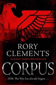 Corpus : A gripping spy thriller for fans of Robert Harris's CONCLAVE, Hardback Book