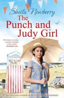 The Punch and Judy Girl : A new summer read from the author of the bestselling The Gingerbread Girl, Paperback / softback Book