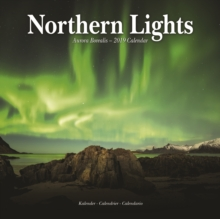 Northern Lights Calendar 2019, Paperback / softback Book