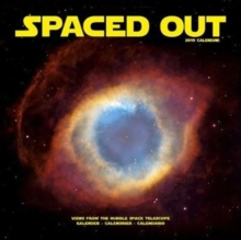 Spaced Out Calendar 2019, Paperback Book