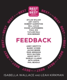 Best of the Best : Feedback, Paperback / softback Book