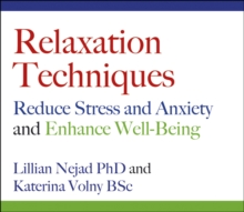 Relaxation Techniques :  Reduce Stress and Anxiety and Enhance Well-Being, eAudiobook MP3 eaudioBook