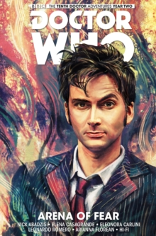 Doctor Who: The Tenth Doctor : Arena of Fear Volume 5, Paperback / softback Book