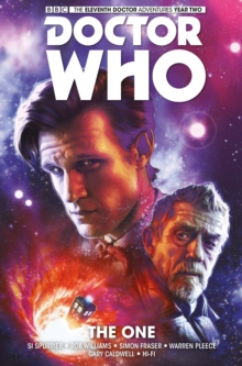 Doctor Who: The Eleventh Doctor : Doctor Who: The Eleventh Doctor One Volume 5, Paperback Book