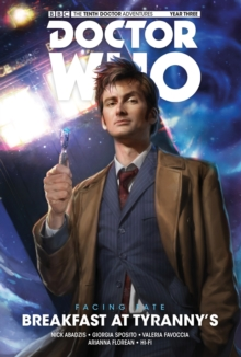 Doctor Who: The Tenth Doctor : Breakfast at Tyranny's Volume 8, Paperback Book