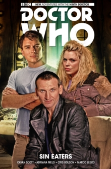 Doctor Who: The Ninth Doctor Volume 4: Sin Eaters, Paperback Book