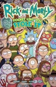 Rick And Morty : Pocket Like You Stole It, Paperback Book