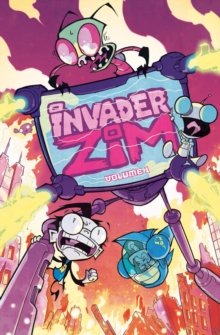 Invader Zim Volume 1, Paperback Book