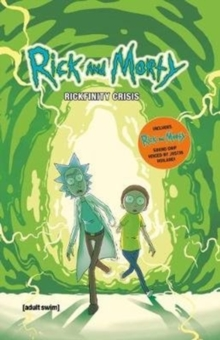 Rick and Morty Hardcover Volume 1, Hardback Book