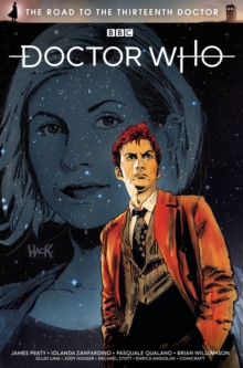 Doctor Who: The Road to the Thirteenth Doctor, Paperback / softback Book