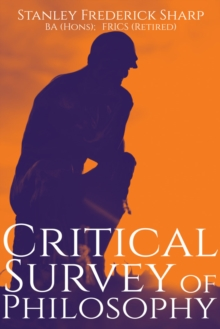 Critical Survey of Philosophy, Paperback / softback Book
