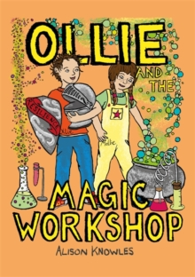 Ollie and the Magic Workshop, Hardback Book