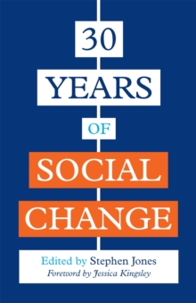 30 Years of Social Change, Paperback / softback Book