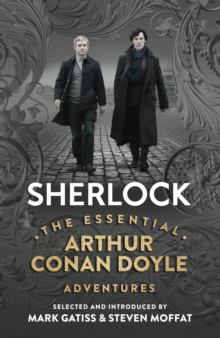 Sherlock: The Essential Arthur Conan Doyle Adventures, Hardback Book