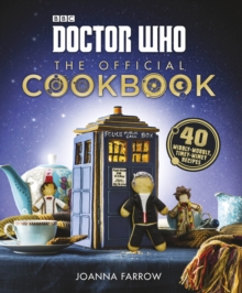 Doctor Who: The Official Cookbook, Hardback Book