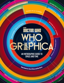 Whographica : An Infographic Guide to Space and Time, Hardback Book