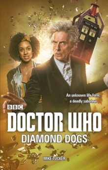 Doctor Who: Diamond Dogs, Hardback Book