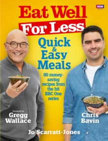 Eat Well for Less: Quick and Easy Meals, Paperback / softback Book