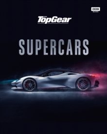 Top Gear Ultimate Supercars, Hardback Book