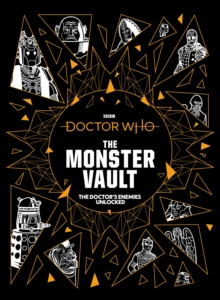 Doctor Who: The Monster Vault, Hardback Book