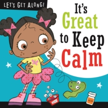 It's Great to Keep Calm, Paperback Book