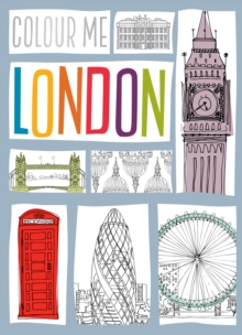 Colour Me London, Paperback / softback Book