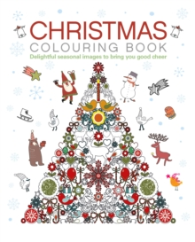 Christmas Colouring Book, Paperback Book