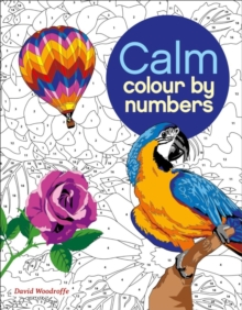 Colour by Number : Calm, Paperback Book