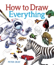 How to Draw Everything, Paperback Book