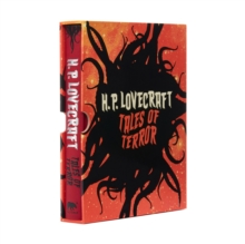 H. P. Lovecraft's Tales of Terror, Hardback Book