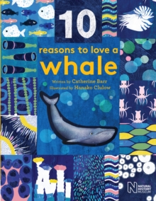 10 Reasons to Love a... Whale, Hardback Book
