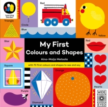 My First Colours and Shapes, Board book Book