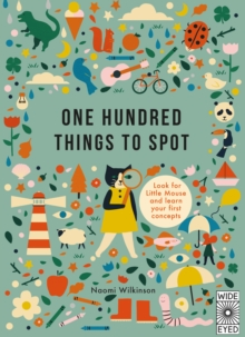 One Hundred Things to Spot, Hardback Book