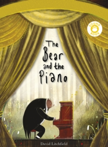 The Bear and the Piano Sound Book, Hardback Book