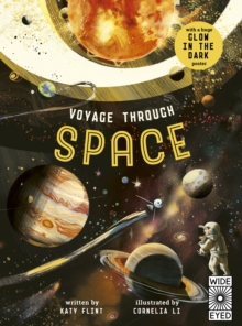 Glow in the Dark: Voyage through Space, Hardback Book
