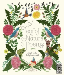 A Year of Nature Poems, Hardback Book
