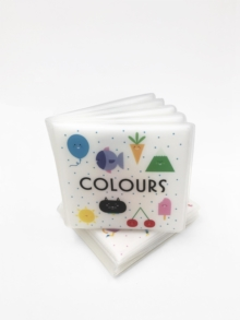 First Concept Bath Book: Colours, Bath book Book