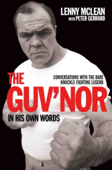 The Guv'nor in His Own Words, Paperback Book
