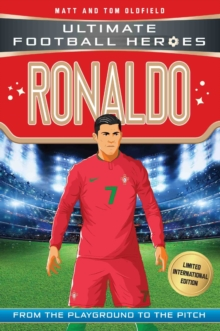 Ronaldo (Ultimate Football Heroes - Limited International Edition), Paperback / softback Book