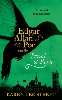 Edgar Allan Poe and the Jewel of Peru, Paperback / softback Book