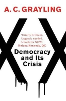Democracy and Its Crisis, Paperback / softback Book
