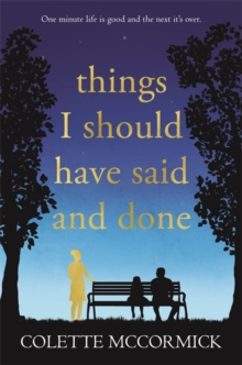 Things I Should Have Said and Done, Paperback / softback Book