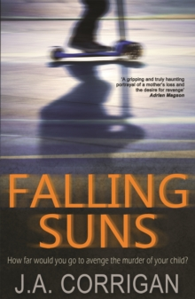 Falling Suns, Paperback Book