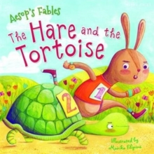Aesop's Fables The Hare and the Tortoise, Paperback / softback Book