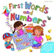 First Words and Numbers, Paperback / softback Book