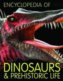 Encyclopedia of Dinosaurs and Prehistoric Life, Paperback / softback Book