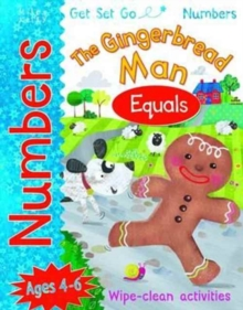 Get Set Go Numbers: The Gingerbread Man - Equals, Paperback / softback Book