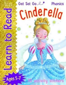 Get Set Go Learn to Read: Cinderella, Paperback / softback Book
